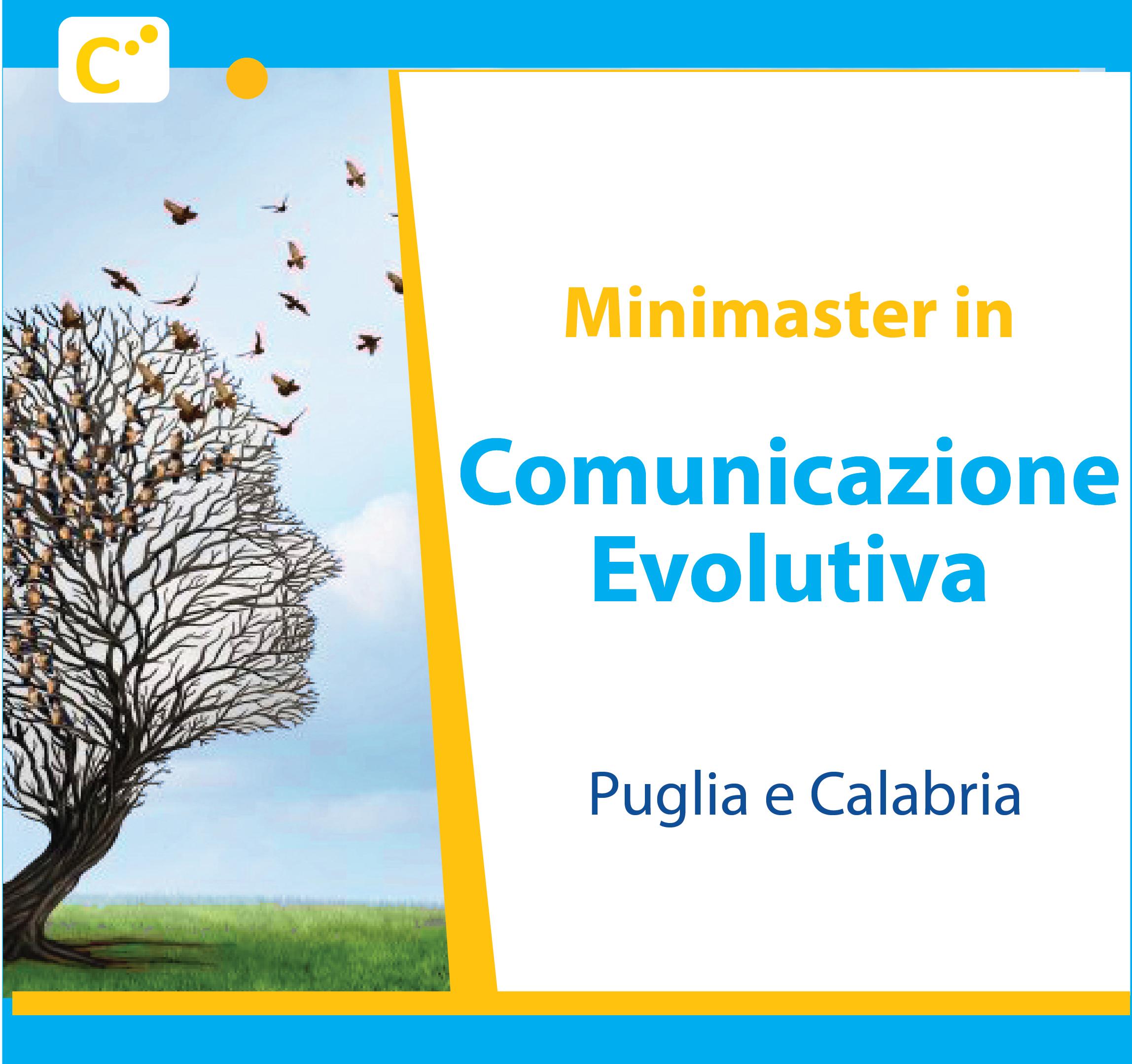 Minimaster in Comunicazione Evolutiva